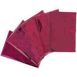 """Heatwave Foil Sheets 4""""X6"""" 30/Pkg Pink"""