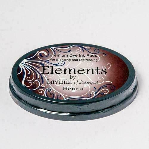 Lavinia Elements Premium Dye ink - Henna