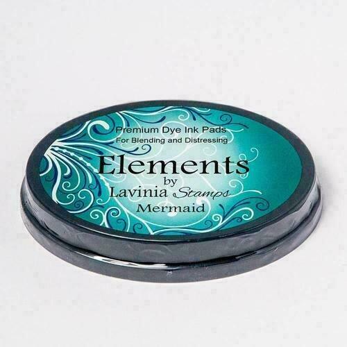 Lavinia Elements Premium Dye ink - Mermaid