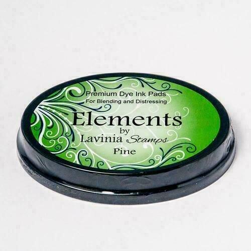 Lavinia Elements Premium Dye ink - Pine