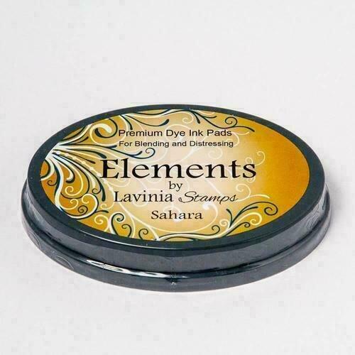 Lavinia Elements Premium Dye ink - Sahara