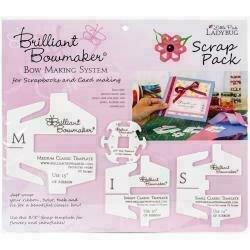 Little Pink Ladybug Brilliant Bowmaker Scrap Pack