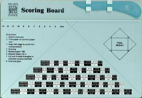 Nellie's Scoring Board