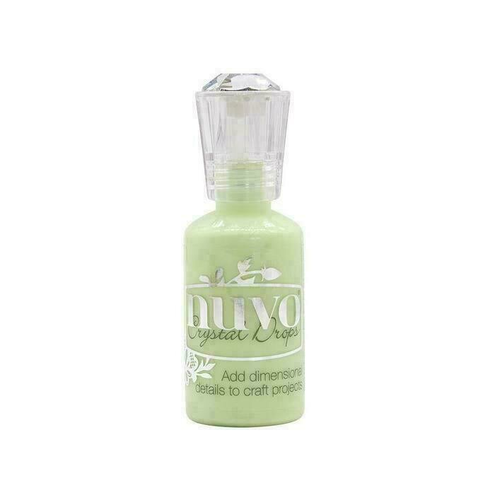 Nuvo - Crystal Drops - Soft Mint