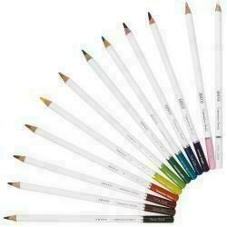 Nuvo Watercolor Pencils 12/PkgBrilliantly Vibrant