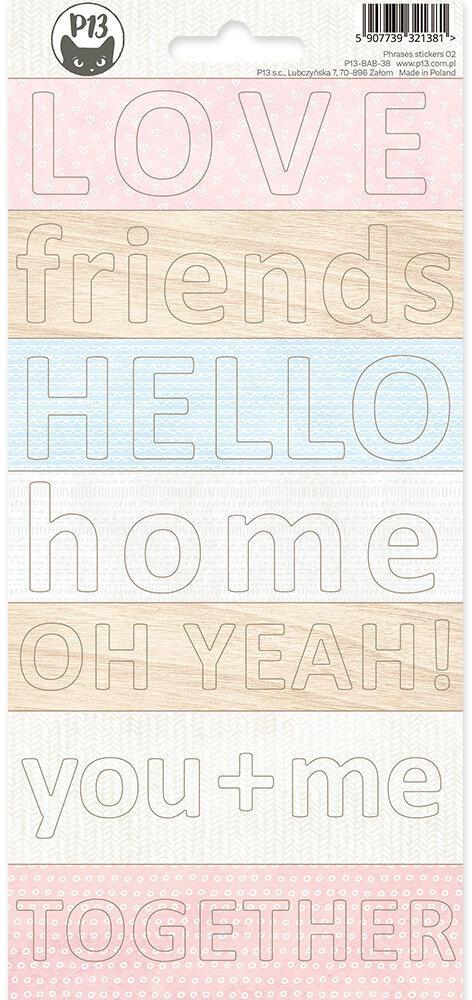 P13 Phrase Sticker Sheet Baby Joy 02