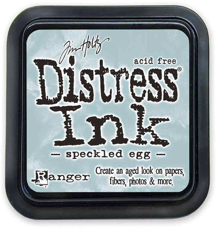 Tim Holtz Distress Ink Pad Speckled Egg