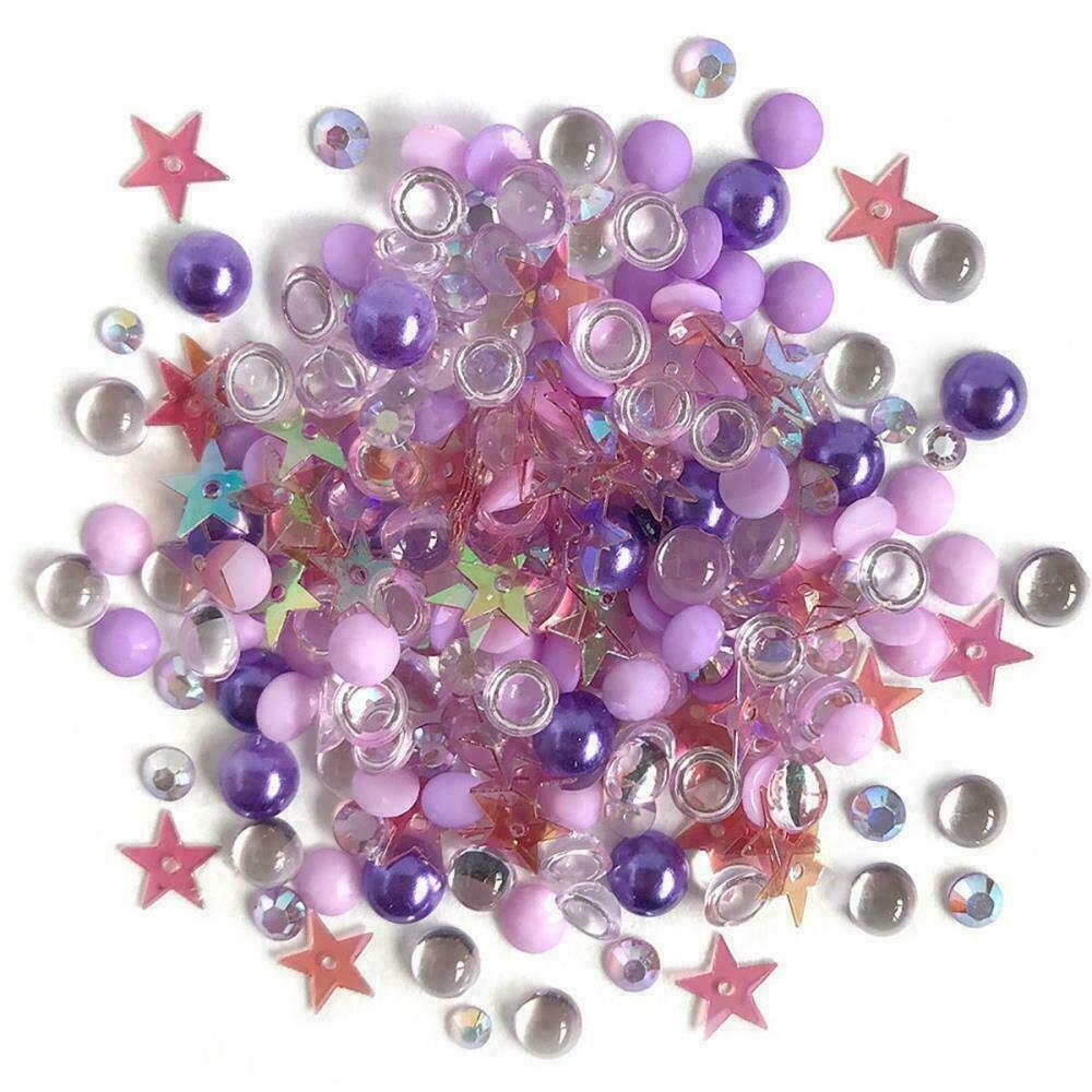 Sparkletz Embellishment Pack 10g  Jellyfish