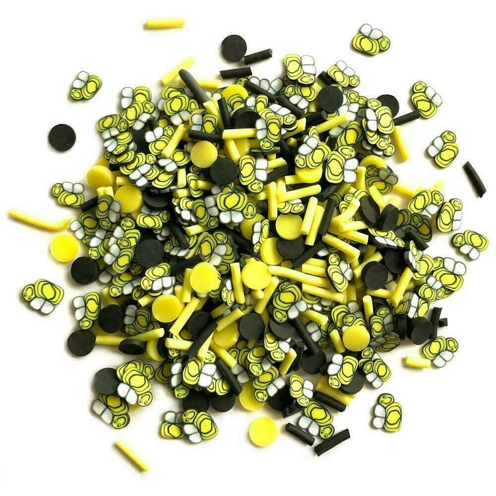 Sprinkletz Embellishments - Bumble Bees