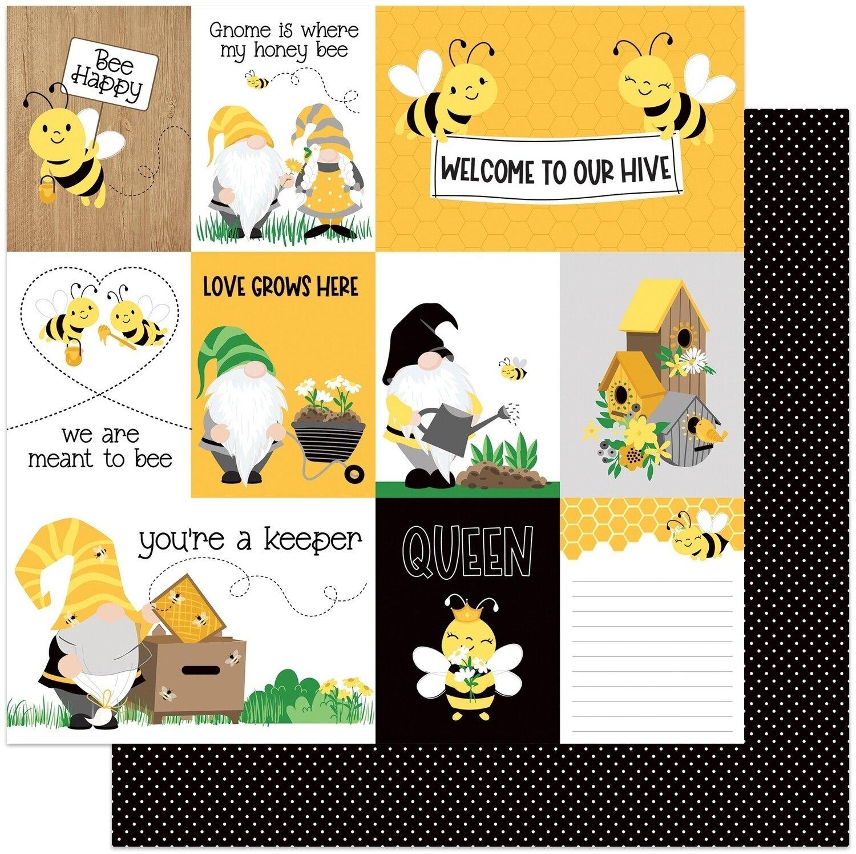 Photoplay Sweet As Honey 12x12 Sheet Bee Keeper