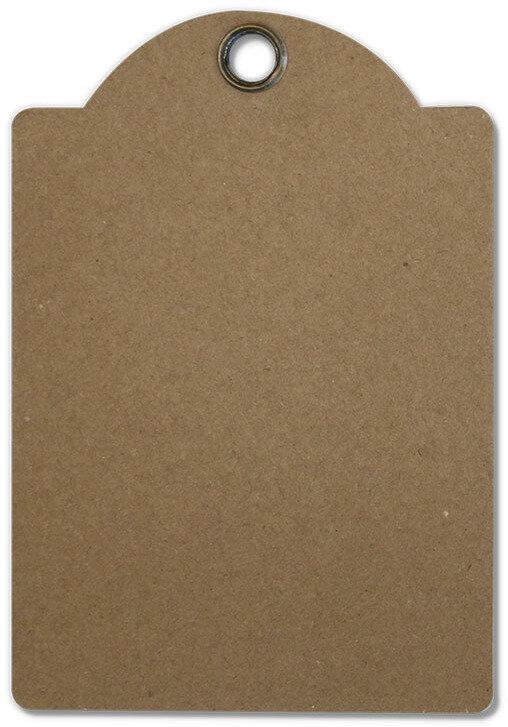 Tags 10x14.5cm - Avana (4pc)