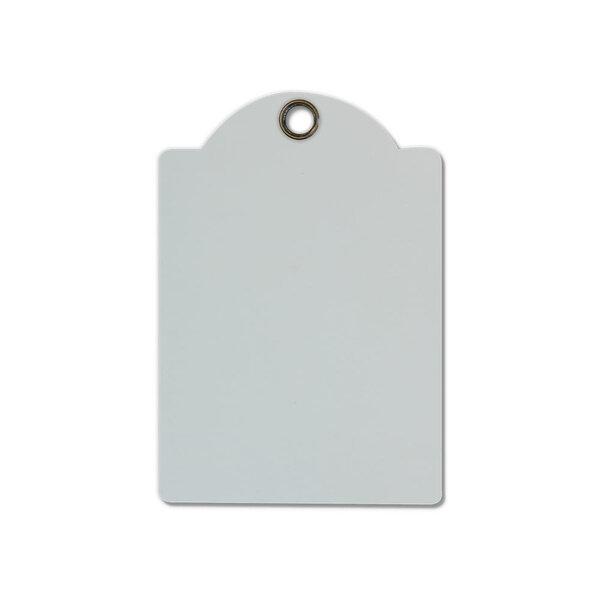 Tags  White 10x14.5 cm - (4pc)