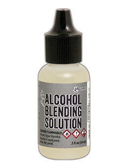 Tim Holtz Alcohol Ink Blending Solution .5oz