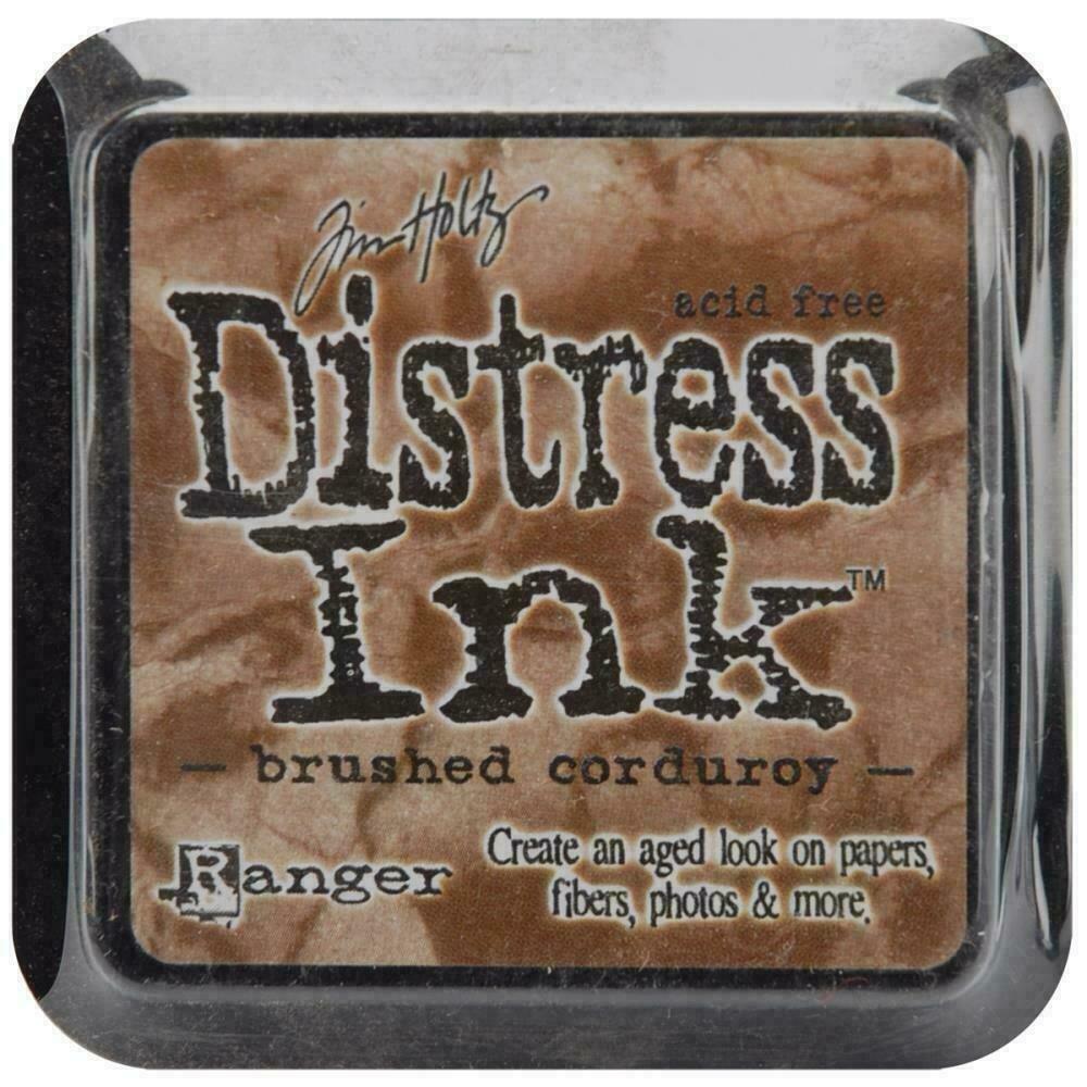 Tim Holtz Distress Ink Pad Brushed Corduroy