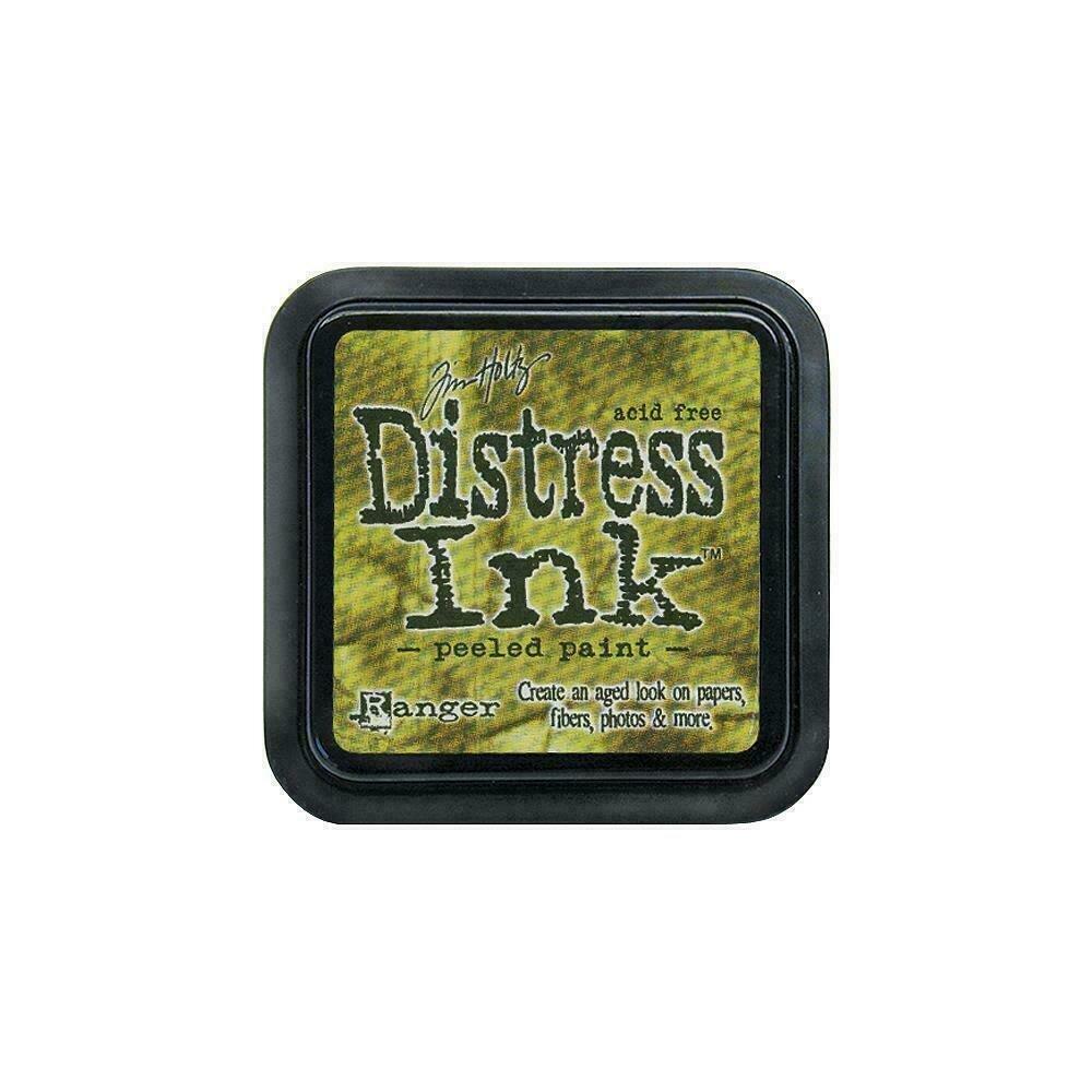 Tim Holtz Distress Ink Pad Peeled Paint