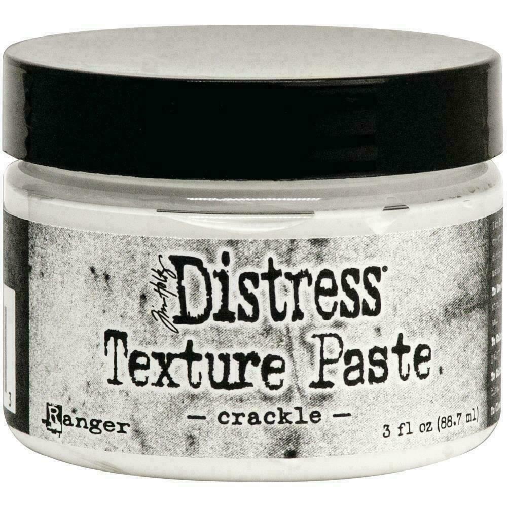 Tim Holtz Distress Texture Paste 3oz Crackle