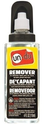 Un-Du Sticker Tape & Label Remover 4oz