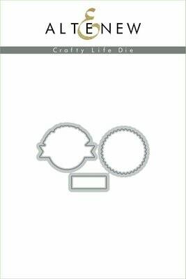 Crafty Life Die Set by Altenew
