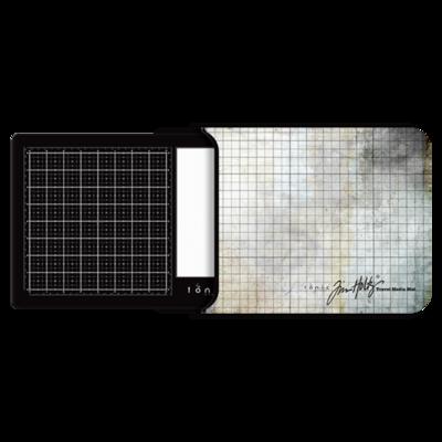 Tim Holtz - Travel Glass Media Mat - 2633e