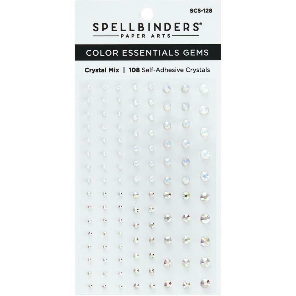 Spellbinders Color Essentials Gems - Crystals