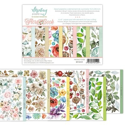Mintay Papers Flora Book #1