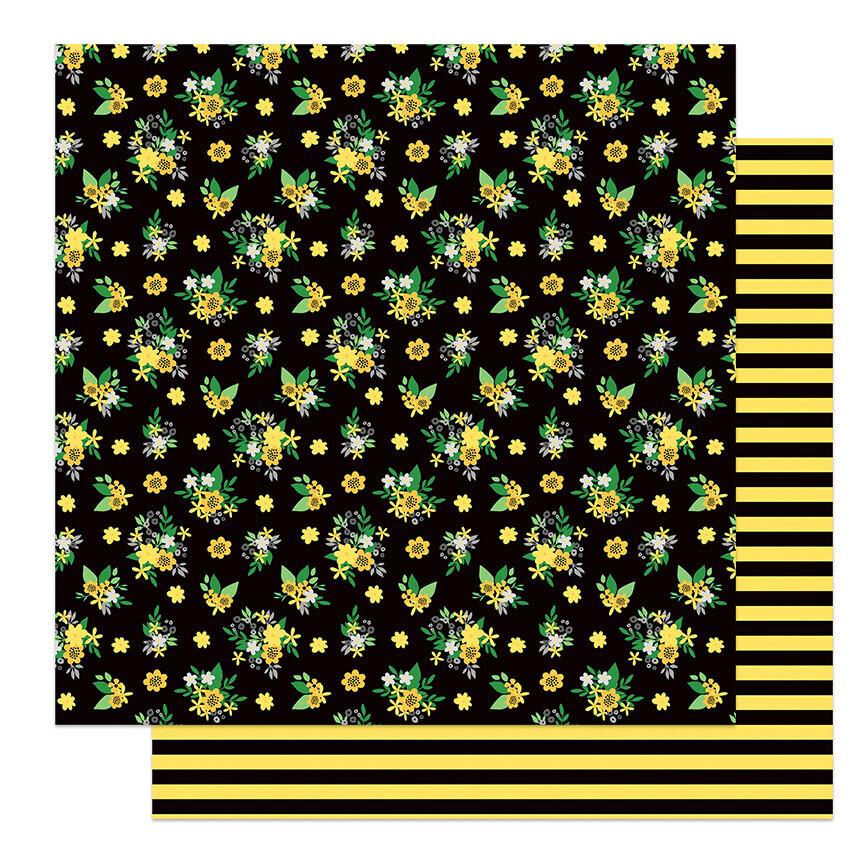 Photoplay Sweet As Honey 12x12 Sheet Sweet Pollen