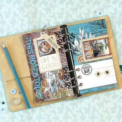Sidekick Planner - Beach By Elizabeth Craft Designs