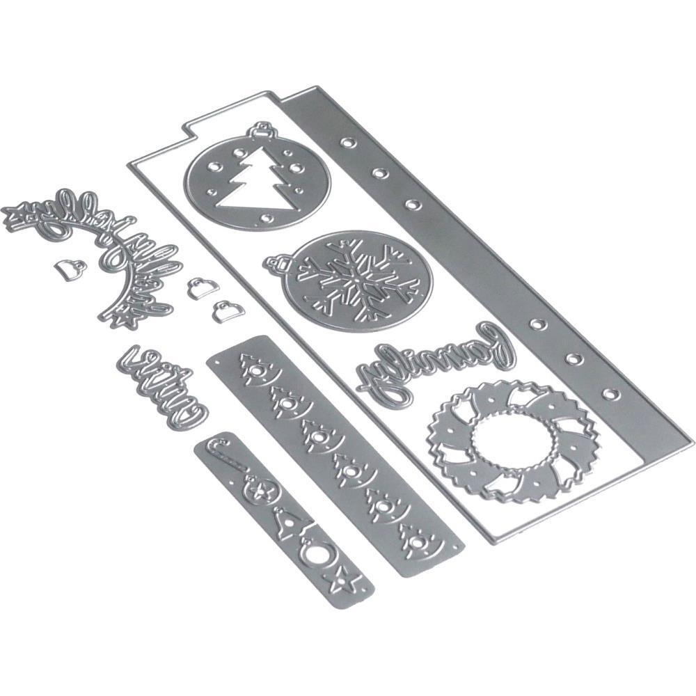 Planner Essentials 15 Bookmark 2 By Elizabeth Craft Designs