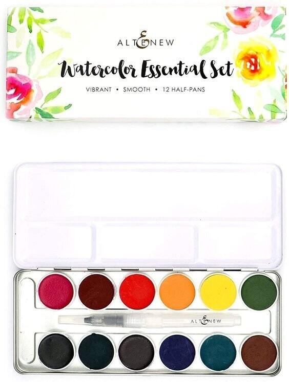 Altenew Essentials Water Color Set