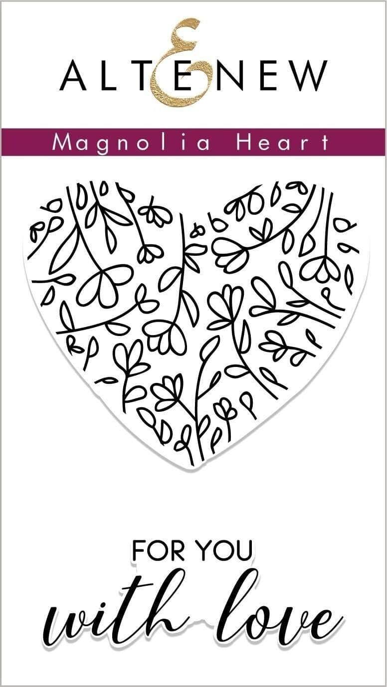 Altenew Stamps - Magnolia Heart