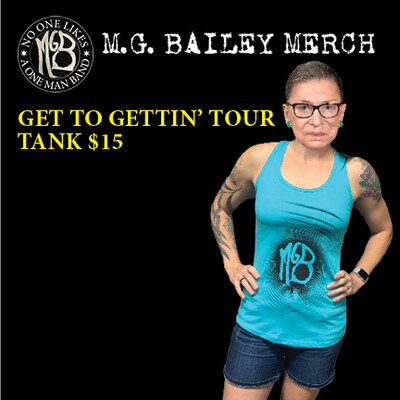 Get to Gettin' Tour Tank