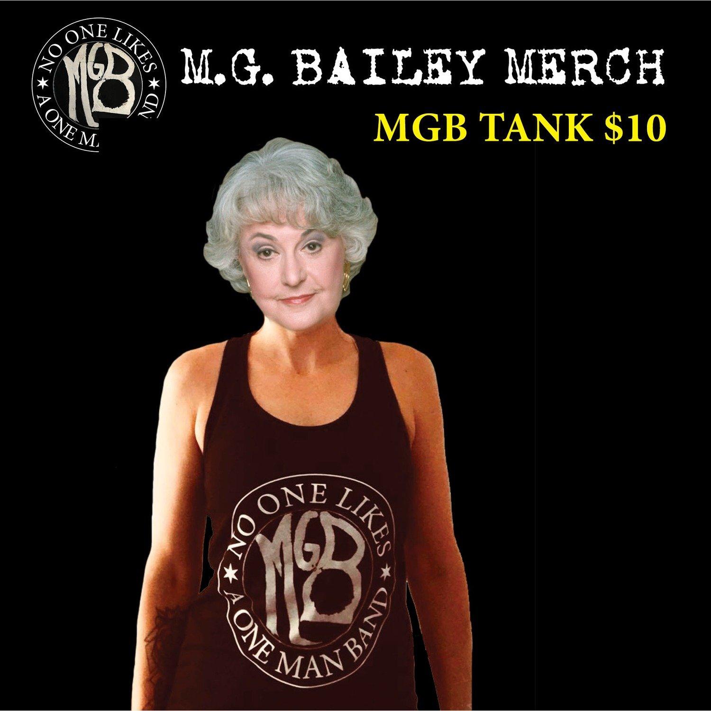 MGB Tank