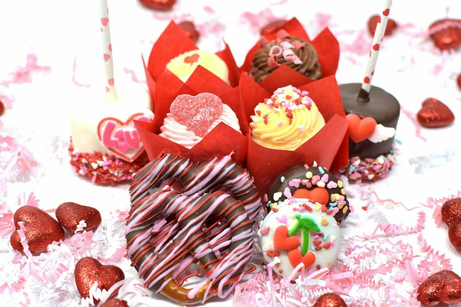 Valentine's Treats Family Package