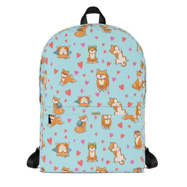 Kawaii Shiba Co. Backpack