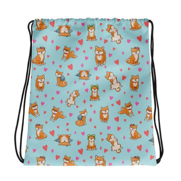 """So Kawaii...it's a """"must have""""! Drawstring bag"""