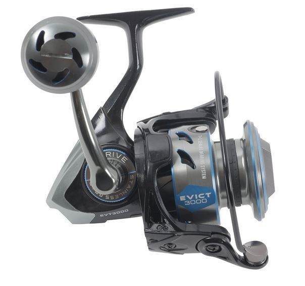 Tsunami Evict Spinning Reels