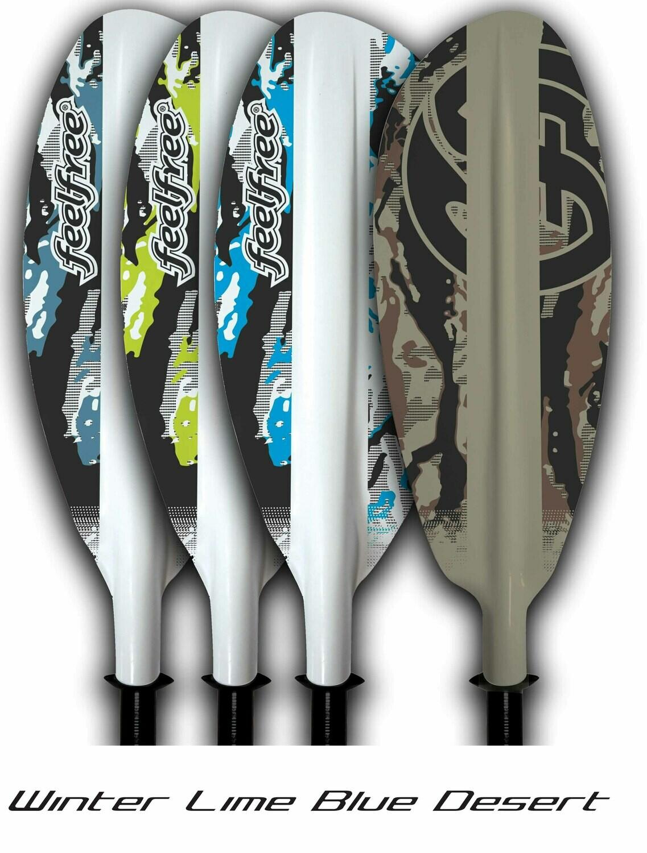 Feelfree Camo Series Angler Paddle - 260CM