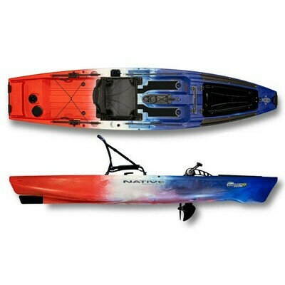 Native Slayer 12.5 Max Kayak - Limited Edition Liberty