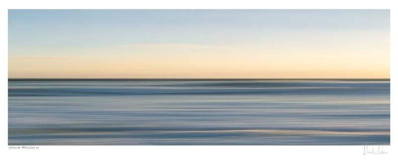 Shoreline Impression No.2   Martin Osner
