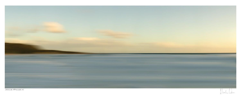 Shoreline Impression No.3   Martin Osner