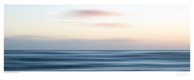 Shoreline Impression No.4   Martin Osner
