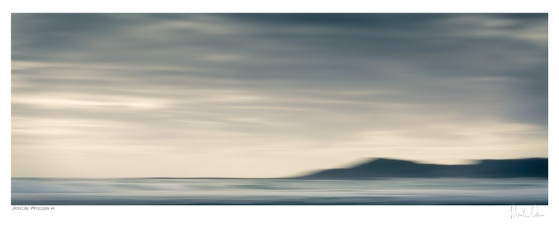 Shoreline Impression No.11   Martin Osner