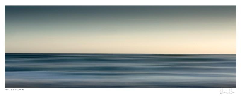 Shoreline Impression No.6   Martin Osner