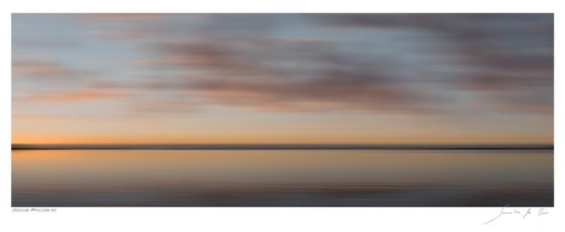 Shoreline Impression No.10   Samantha Lee Osner