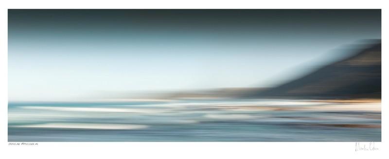 Shoreline Impression No.8   Martin Osner