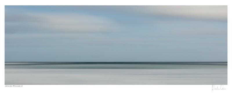 Shoreline Impression No.9   Martin Osner