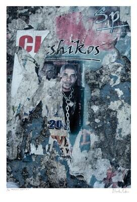 Faceless Society No.4 | Ed 20 | Martin Osner