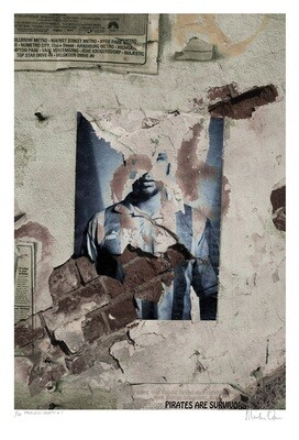 Faceless Society No.7 | Ed 20 | Martin Osner