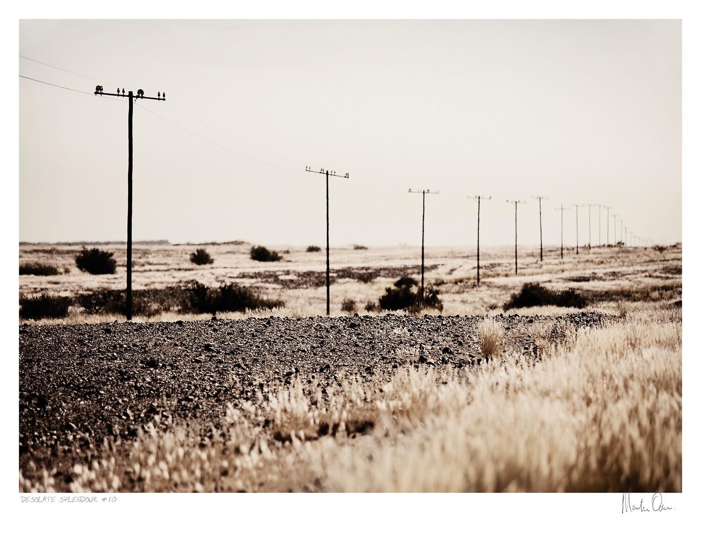 Desolate Splendour No.10   Martin Osner