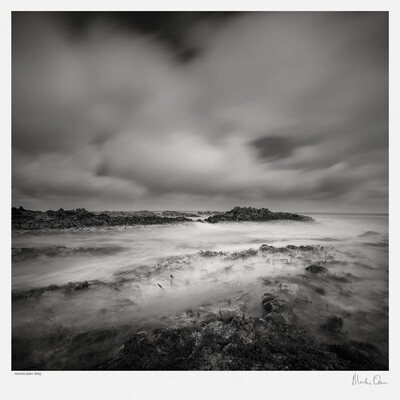 Classic Black and White | Moonlight Bay | Martin Osner